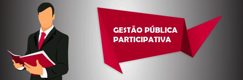 gestão pública participativa
