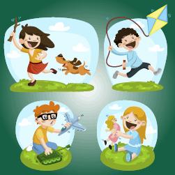 Psicomotricidade na Educação Infantil