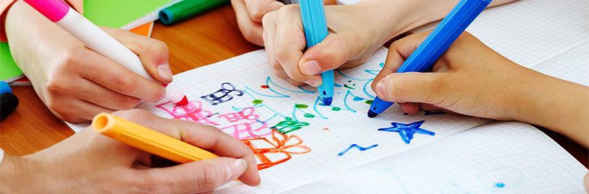 curso de artes para educação infantil