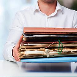 curso de gestão de documentos e arquivos