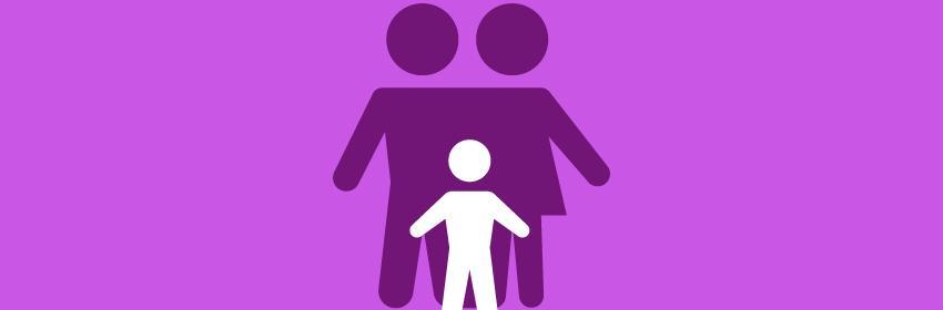 Programa de acolhimento familiar ou institucional